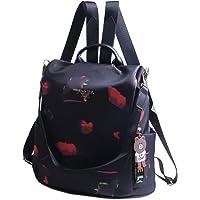 Freie Liebe Women Anti-Theft Waterproof Backpack Ladies Rucksack School Bag Dayback Shoulder Bag Satchel Handbag