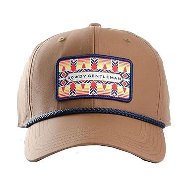 4601d44b8 Rowdy Gentleman Hunter Gatherer All Twill Hat: Amazon.co.uk: Clothing