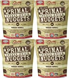Primal Freeze-Dried Nuggets Venison Formula for Cats 56oz (4 x 14oz)