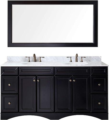 Virtu USA ED-25072-WMRO-ES-001 Talisa Bathroom Vanity