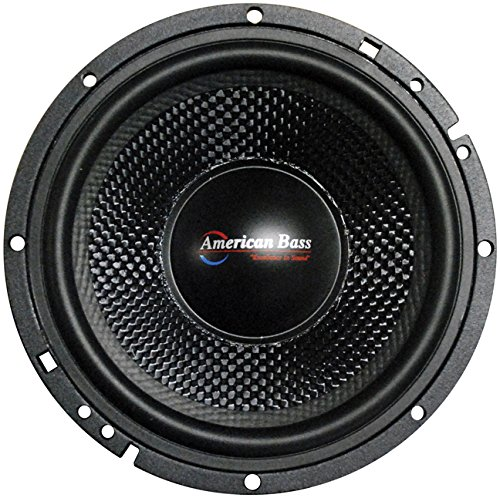 (-NEW-) American Bass VFL65MB 6.5 Inch Speaker 350 Watts