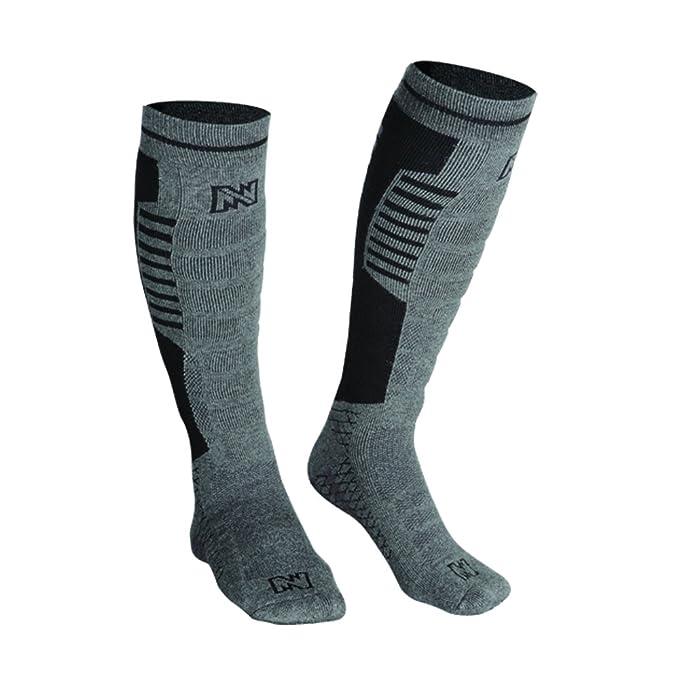 Funda para calentamiento Calentador eléctrico funciona con calcetines, gunmetal/black: Amazon.es: Deportes y aire libre