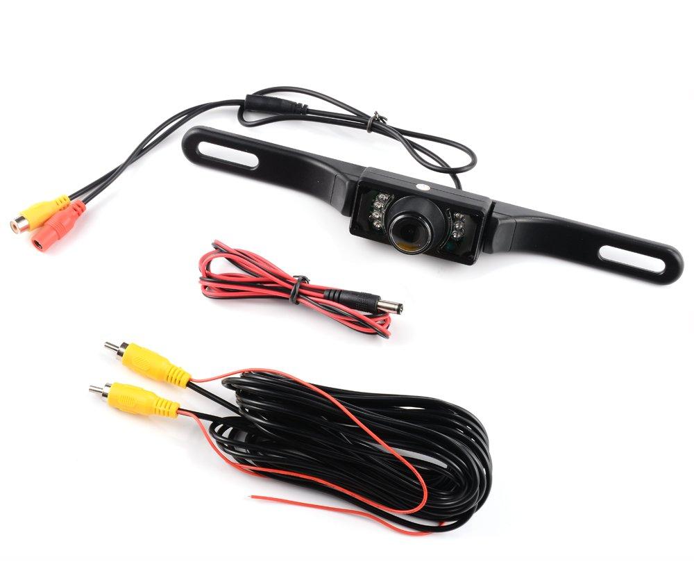 Gertong Waterproof Hd Color 170 Wide Angle Viewing Nash Fifth Wheel Wiring Diagram Electronics