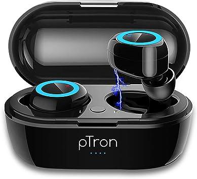 pTron Bassbuds in-Ear True Wireless