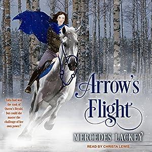 Arrow's Flight by Mercedes Lackey fantasy book reviews