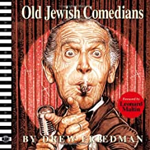 Old Jewish Comedians: A Visual Encyclopedia A BLAB! Storybook