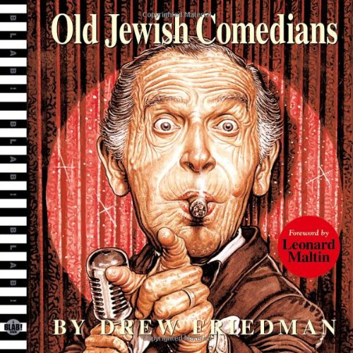 old jewish comedians - 1