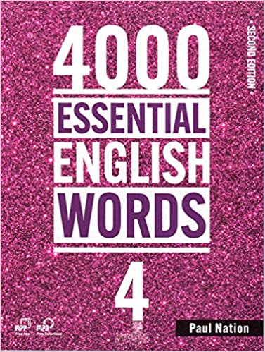 4000 Essential English Words Book 4 - 2nd Edition
