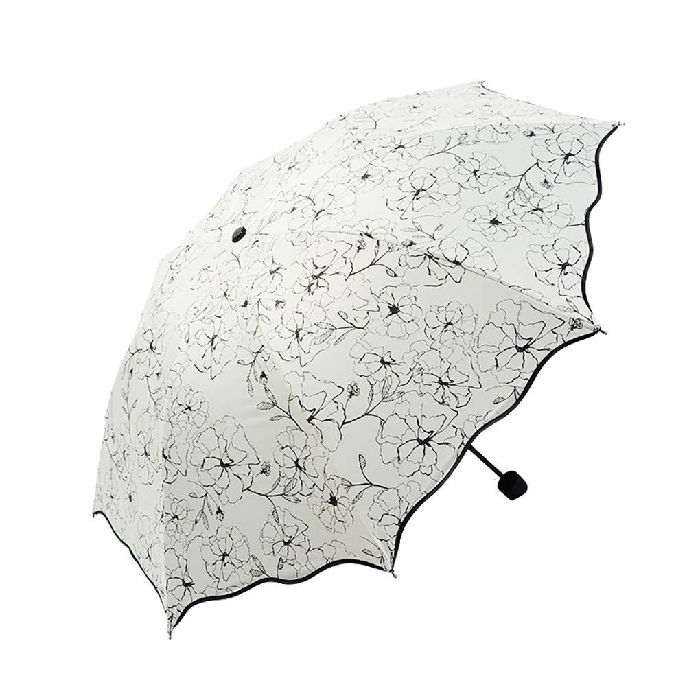 Chytaii Parapluies Pliants Parapluie de Voyage R/ésistant /à Temp/ête pour Homme et Femme Motif de Z/èbre
