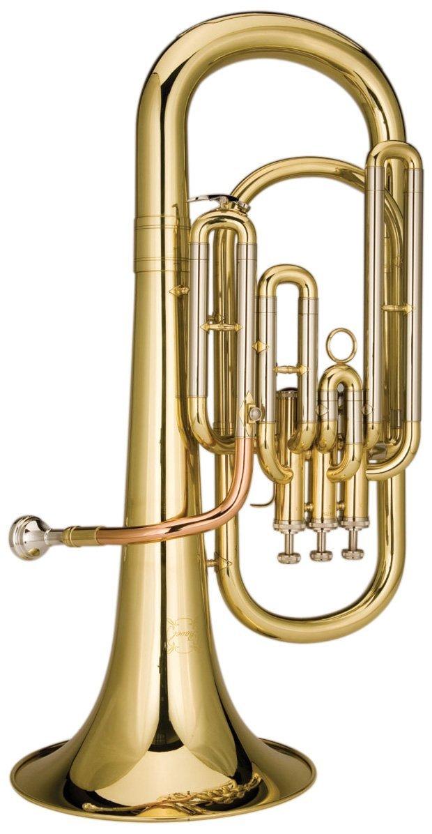 Ravel BH202 Baritone Horn Brass Instrument Cascio Interstate Music RBH202
