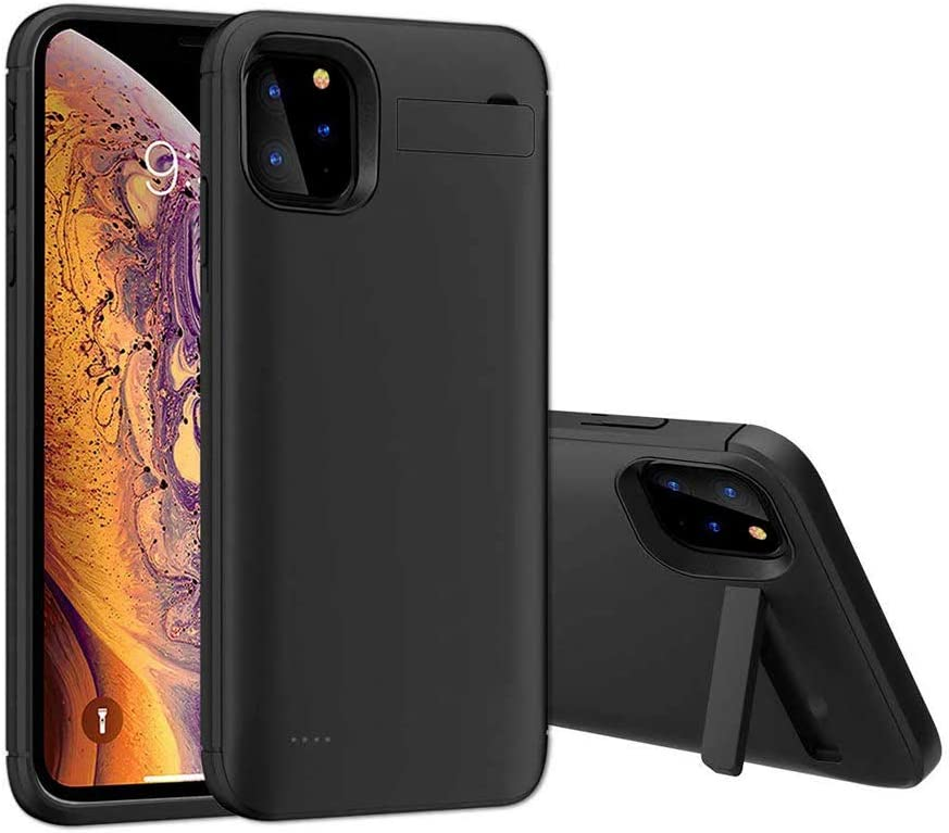 Extended Battery Charger Case Backup Power Bank 5.8 inch Battery Case for iPhone 11 Pro Oxin.Deal 5200mAh Portable Rechargeable Battery Pack Charging Case for iPhone 11 Pro