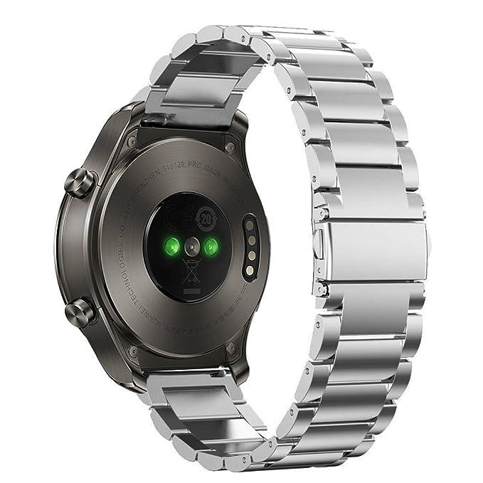 Huawei reloj bandas, ihyq 20 mm Metal negocio de repuesto de ...