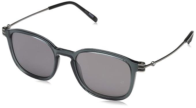 Montblanc Mont Blanc Sunglasses Mb698S 20C-52-19-150 Gafas ...