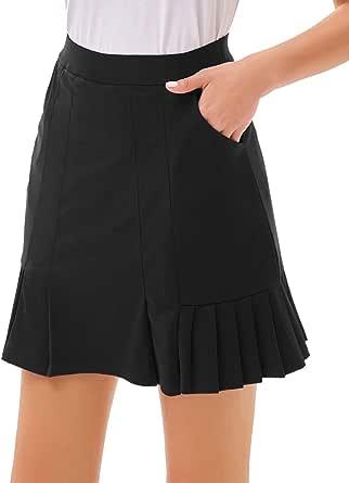 GRACE KARIN Women's Active Athletic Skort Lightweight Skirt with Pockets