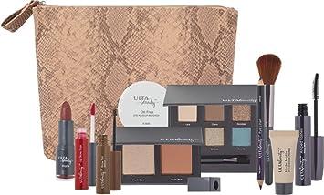 ulta spring 2017 cosmetics makeup gift bag set 12 piece collection peach bag