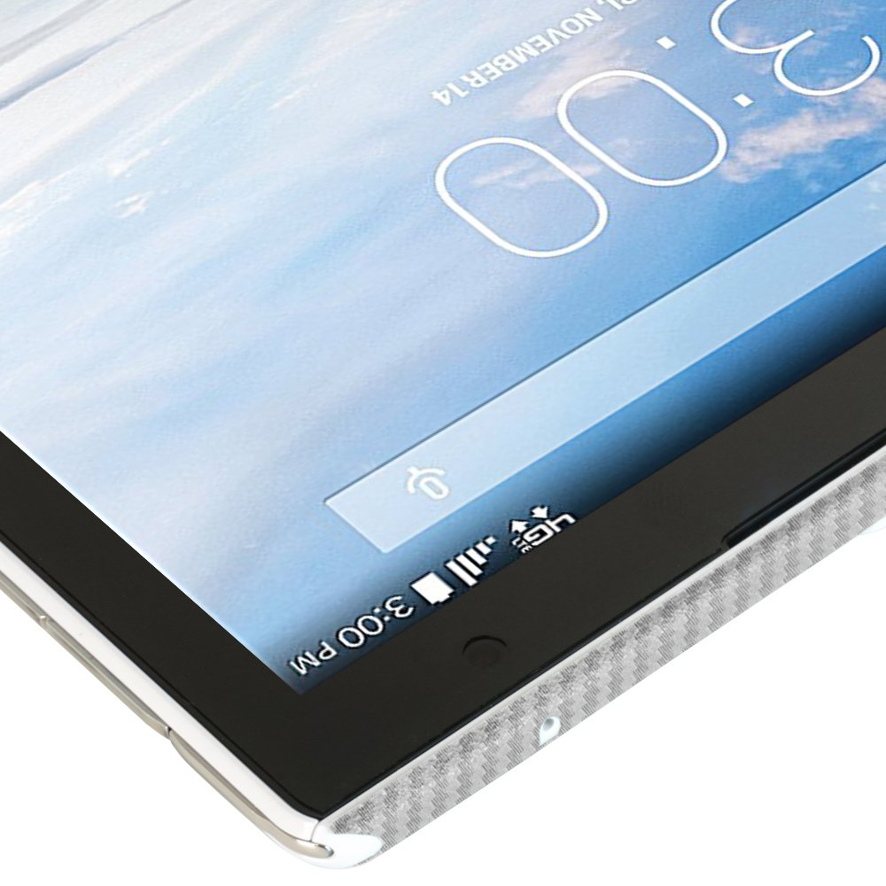 Skinomi TechSkin Ultra Clear Film Screen Protector for Verizon Ellipsis 8