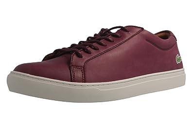 Lacoste Große Sneaker Burgund 34cam00311v9 In 7 Übergrößen 5Ac43RjqL