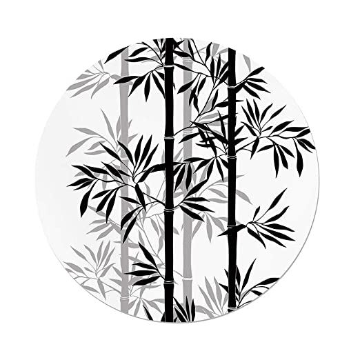 Amazon Com Iprint Polyester Round Tableclothtree Of Life