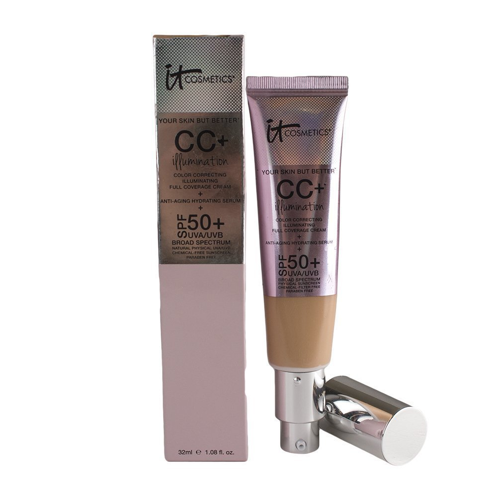It Cosmetics CC + Illumination SPF 50+ (Medium)