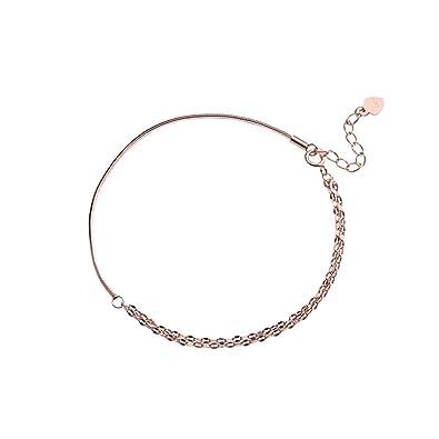 bracelet argent serpent femme