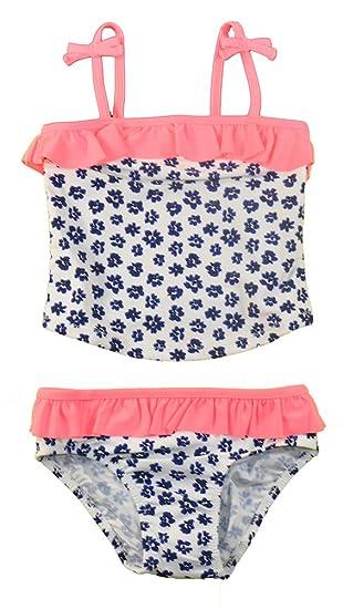 4a06268891 Amazon.com  Osh Kosh B Gosh Little Girls Floral Print Tankini ...