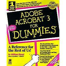 Adobe Acrobat 3 for Dummies