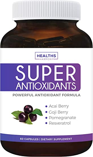 Amazon Com Super Antioxidant Supplement Powerful Super Food
