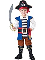 InCharacter Baby Boy's Pirate Boy Costume