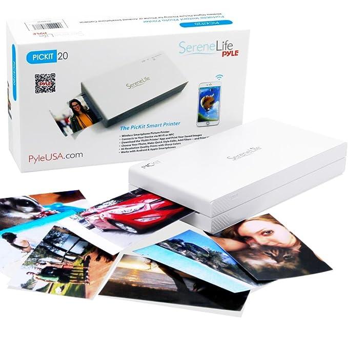 Amazon.com : Portable Instant Mobile Photo Printer ...