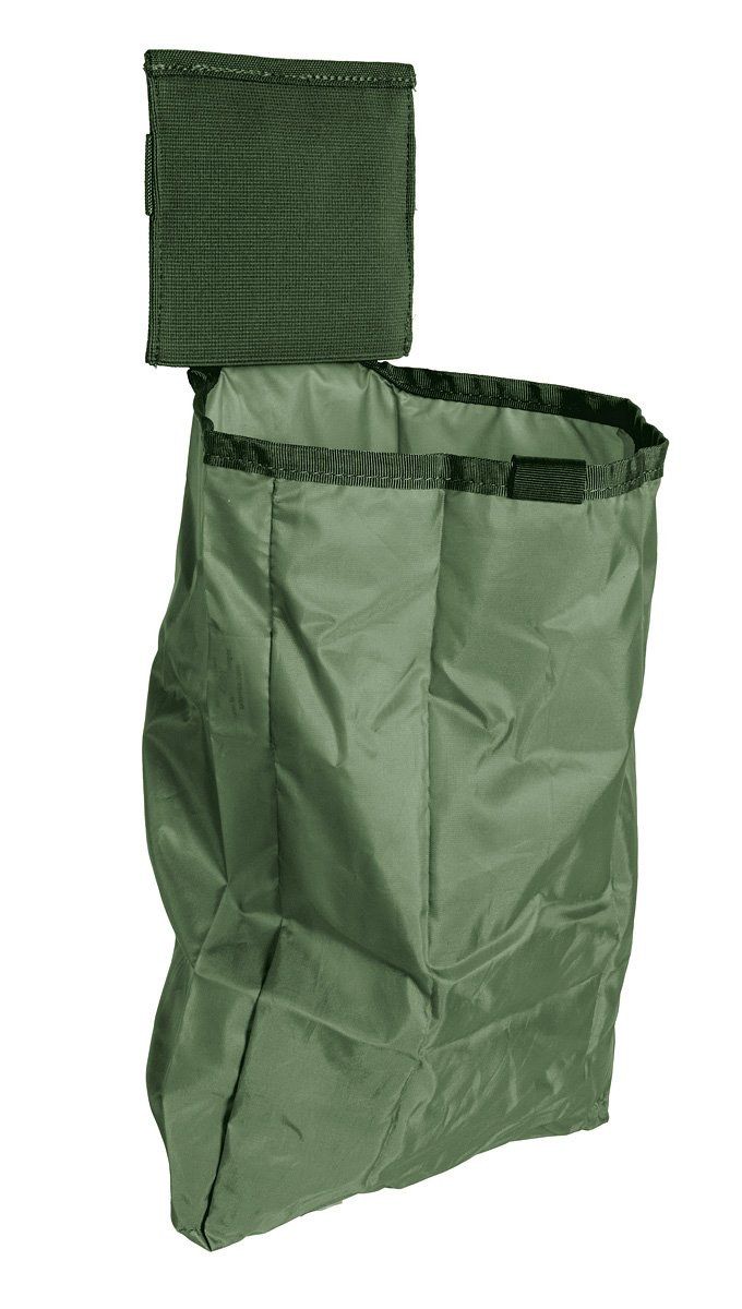 Tasmanian Tiger cartuchera TT Dump Pouch Light, Oliva, 10 x 10 x 1 cm, 0,1 l, 7643