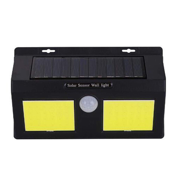 prezzo ragionevole JHKJ 70 luci luci luci solari a LED, 3 modalità di Illuminazione opzionali, Applique per Esterni, luci di Sicurezza per l'intera Giornata,2Pack  vieni a scegliere il tuo stile sportivo