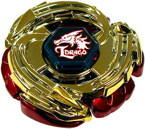 L Drago Costume (Limited Edition RED GOLD Lightning L-Drago WBBA Metal Fight Beyblade USA SELLER)