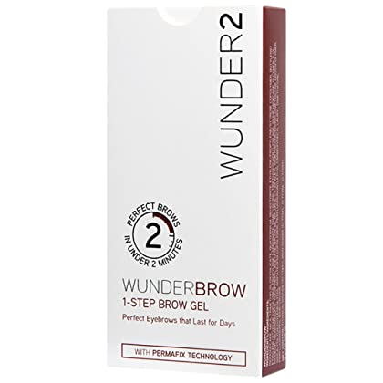 Wunderbrow Brow Gel, Brunette