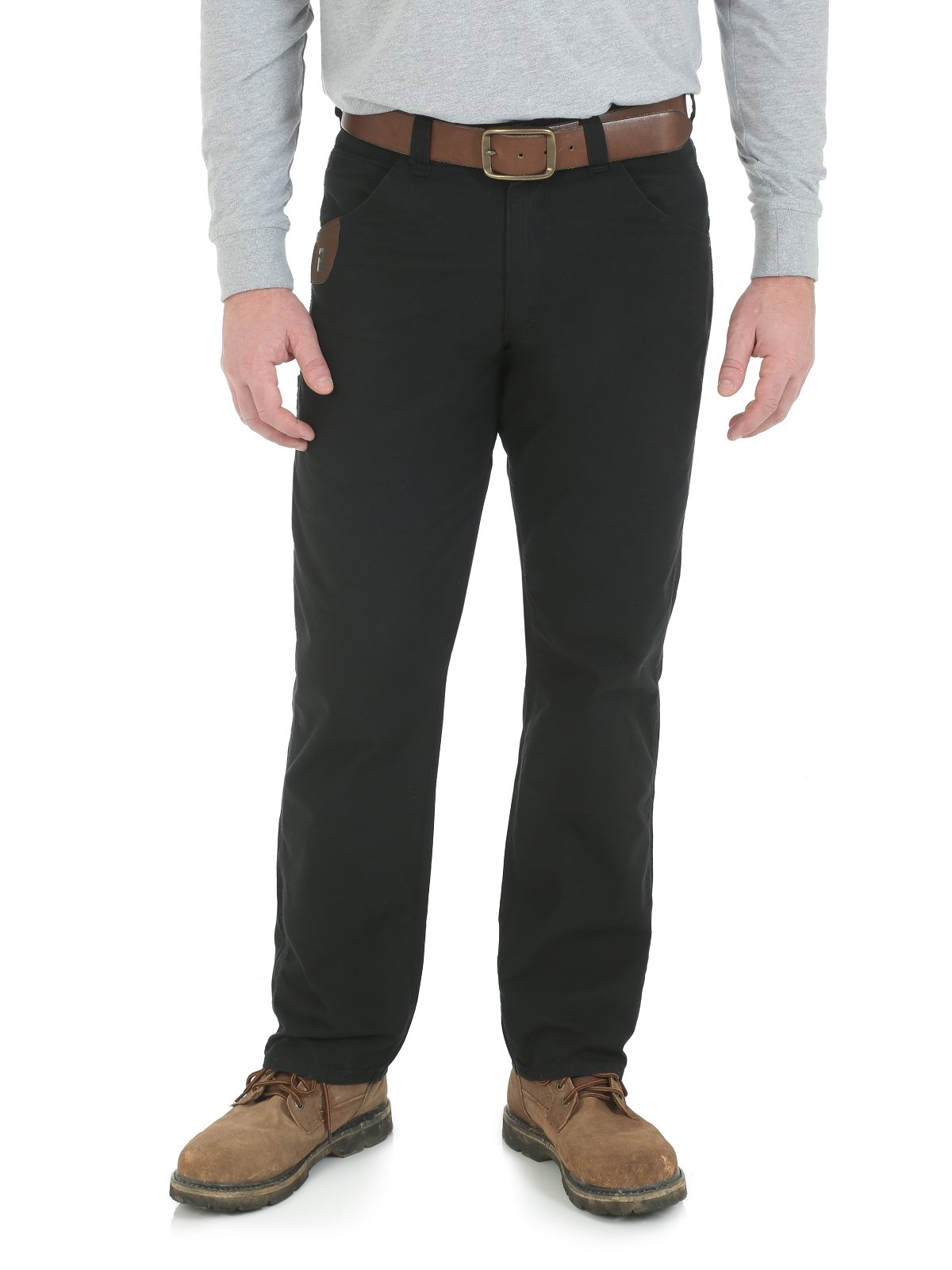 Wrangler Riggs Men's Technician Pant, Black 34x34