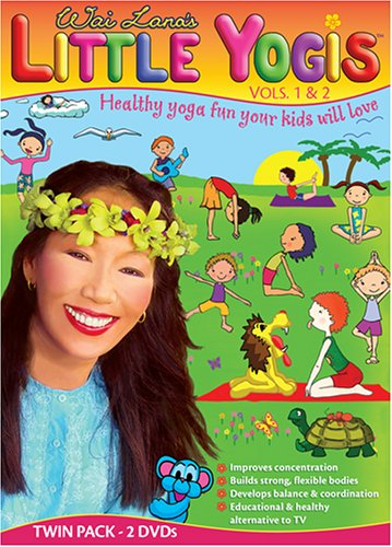 Wai Lana's Little Yogis Vols. 1 & 2 by Wai Lana