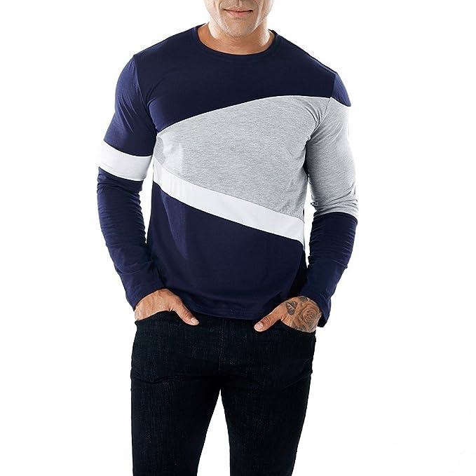 Rawdah_Camisetas De Hombre Manga Larga Camisetas Hombre Manga Larga Camisetas De Hombre Tallas Grandes Camisetas De Hombre De Camisetas Hombre Originales: ...