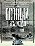 img - for Longstreet Highroad Guide to the Georgia Coast & Okefenokee (Longstreet Highroad Coastal Guides) by Richard J. Lenz (2001-09-18) book / textbook / text book