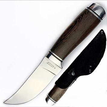 MT KANDAR 122 • Cuchillo DE Hoja Fija para Caza • Longitud ...