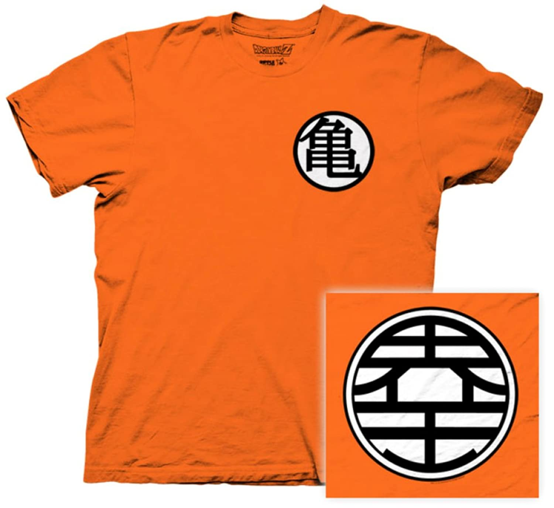 Amazon Dragonball Z Kame Symbol T Shirt Size L Clothing