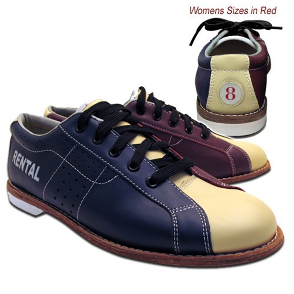 Womens Classic Plus Rental Bowling Shoes