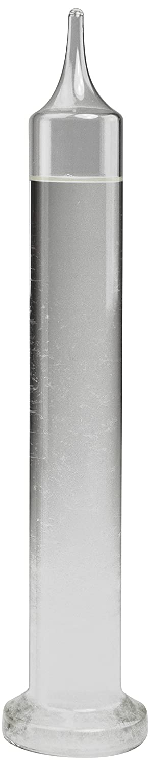 "H-B DURAC B62000-1400 Fitzroy Storm Glass, 11"" Height"