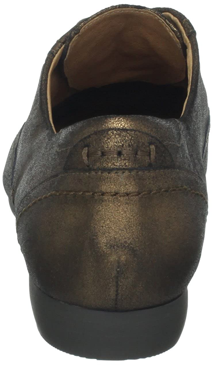 Clarks Womens Charlie Cap Oxford Copper 6.5 M US indigo by Clarks 64493