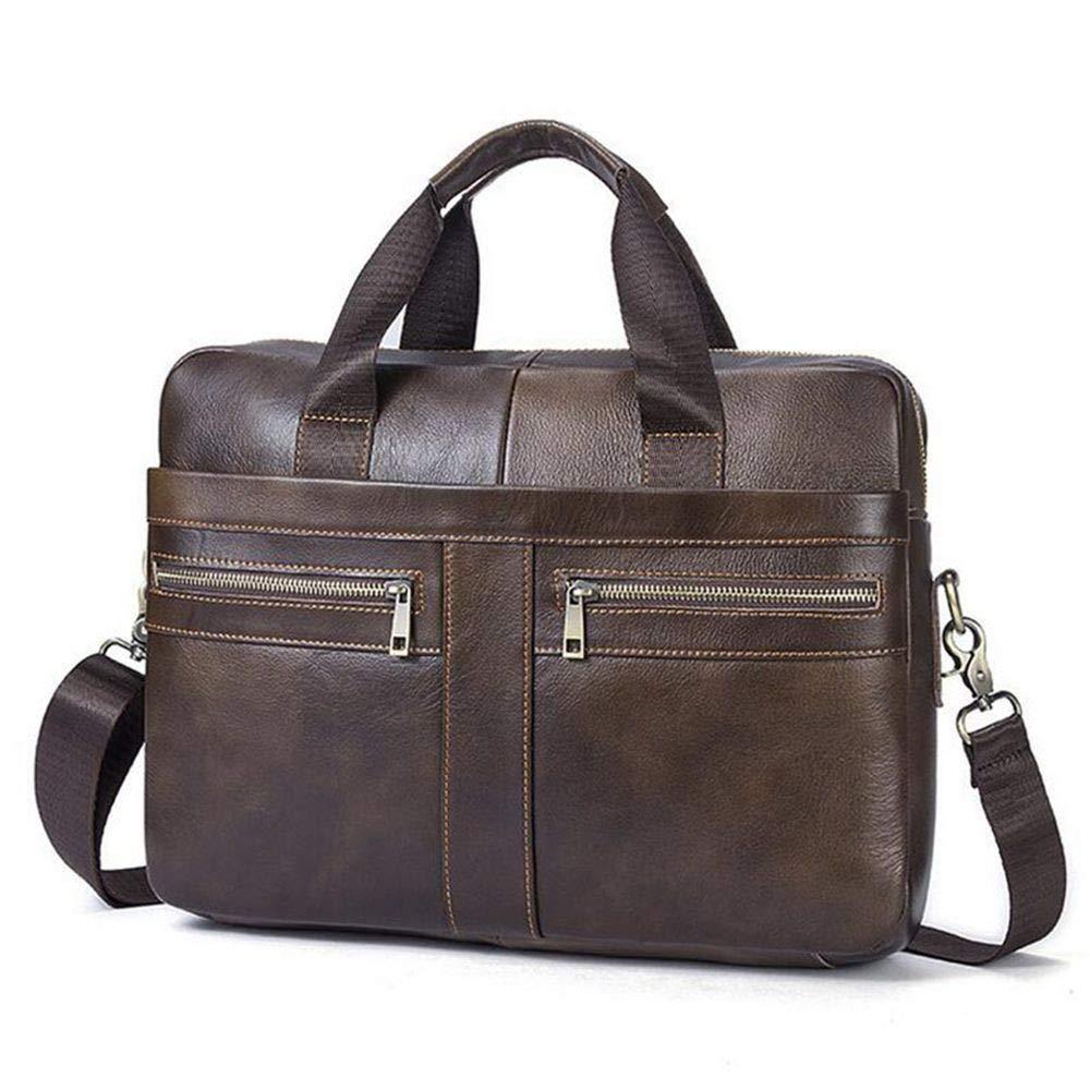 Lianaic Laptoptasche Aktentasche Herren Geschäft Mode Messenger Bag 14 'Laptop Tasche Handtasche Lässig
