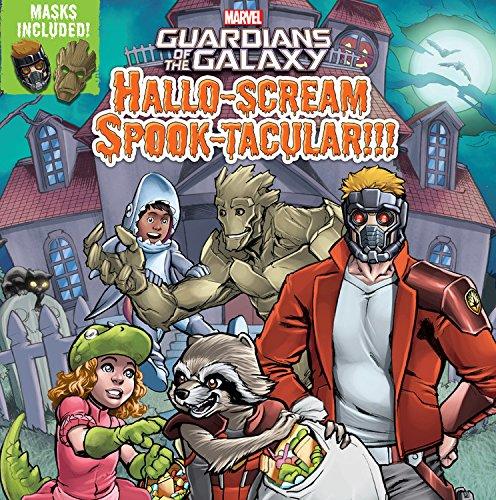 Guardians of the Galaxy Hallo-scream Spook-tacular!!! (Marvel Guardians