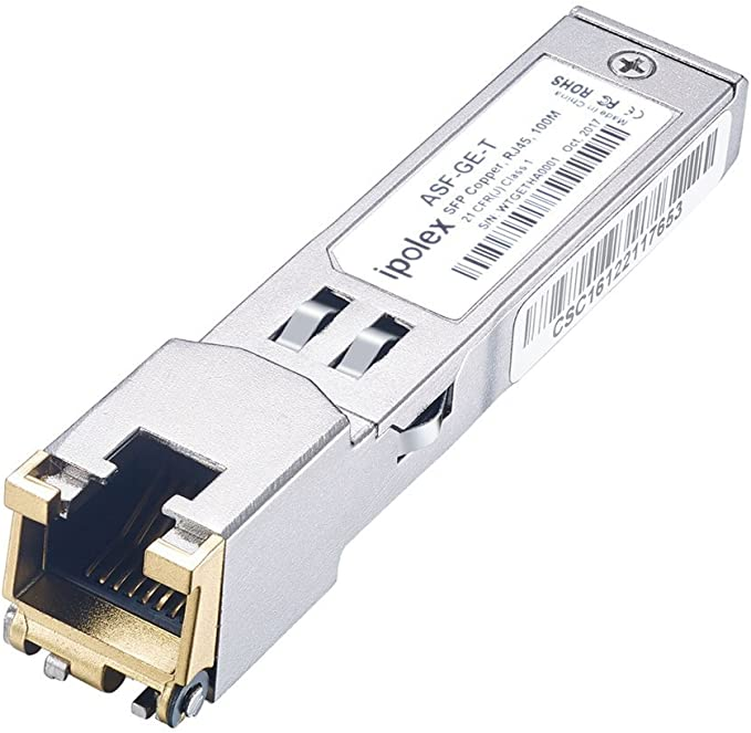 850nm 300m DOM Transceiver LODFIBER MFM1T02A-SR Mellanox Compatible 10GBASE-SR SFP