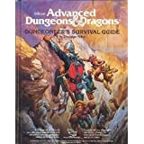 Dungeoneer's Survival Guide (Advanced Dungeons and Dragons) ~ Douglas Niles