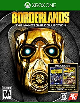 Borderlands: The Handsome Collection fox Xbox One