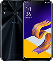 """Zenfone 5Z, ASUS ZS620KL-2A074BR, 128 GB, 6.2"""", Preto"""