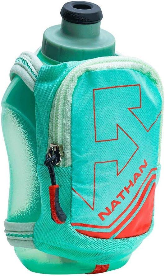 Nathan Speedshot Plus Beach Glass//Sprout Green//Camelia 12 oz