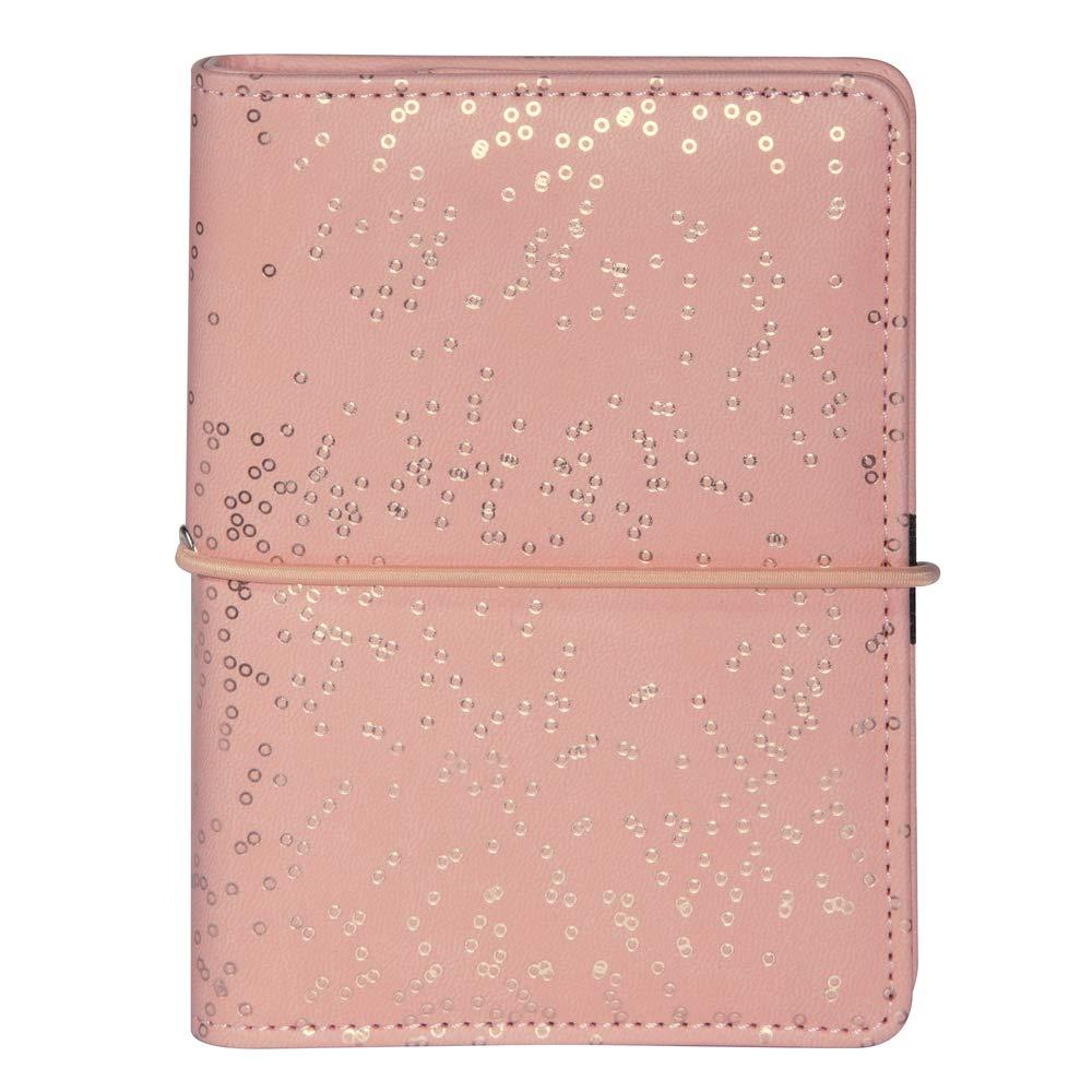 Exacompta 42627e Exatime 14Méline Sad Soft Cover Diary September to December 2018201911x 14.5cm Melon by Exacompta
